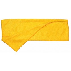 16x16 inch Standard Weave Deep Cleaning Cloth - Gold