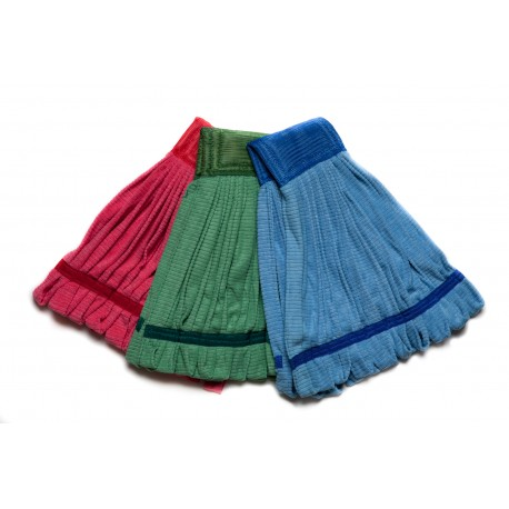 Fantail Textured Tube Mops