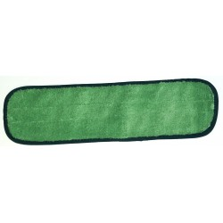 18 inch Dry Pad - Green - Rectangular - Hook and Loop Fastener 18""