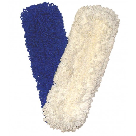 """18 inch Duster Pad - String - Velcro 18"""""""