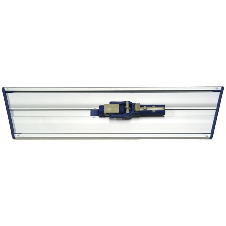 """16 inch Aluminum Mop Frame - Trapezoid - Bayonet Connector 16"""""""