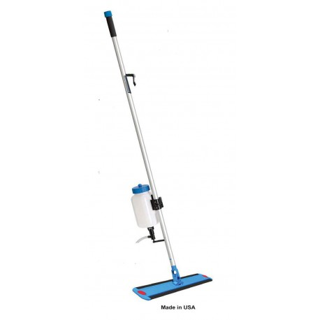 Wax Mop System - 50 oz Capacity - Fits 24 inch Pads