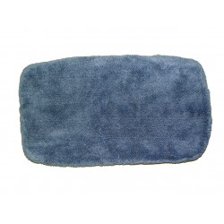 ShMop Replacement Pad - Wet Use - Blue - Weft Knit Microfiber