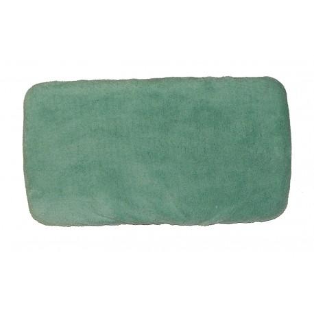 ShMop Replacement Pad - Plush Carmine Knit - Green