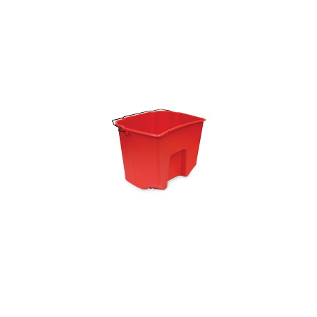 Dirty Water Bucket for 26-Qt Wringer Buckets