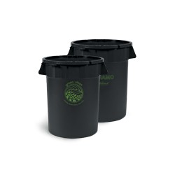 32-GAL Dynamo Utility Can*Does NOT qualify for Free or $5 Shipping