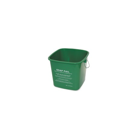 6-QT Cleaning Small Utility 'Suds' Pail