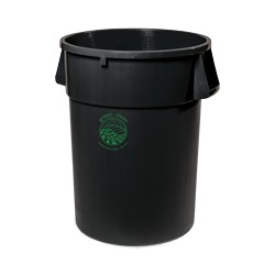 32-GAL Standard Waste Can*Does NOT qualify for Free or $5 Shipping
