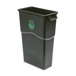 23-GAL Slim Mo Waste Can*Does NOT qualify for Free or $5 Shipping