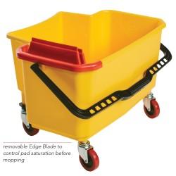 Dock N' Mop Microfiber Bucket